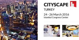 Cityscape Turkey 2016